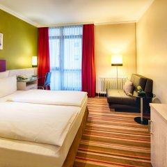 Leonardo Hotel & Residenz München 3* Номер Комфорт с разными типами кроватей