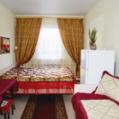 Гостиница Home Стандартный семейный номер с разными типами кроватей фото 4