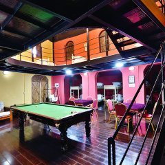 Village Utopia Backpackers Hostel Кровать в общем номере с двухъярусной кроватью фото 2