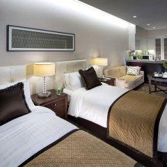 Отель Oakwood Premier Coex Center Студия с различными типами кроватей