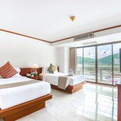 Andaman Beach Suites Hotel 4* Люкс разные типы кроватей