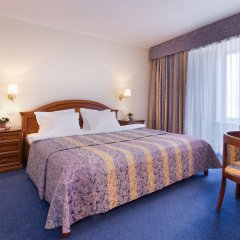 Marins Park Hotel Novosibirsk 4* Люкс Премиум с разными типами кроватей