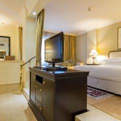 Grand Excelsior Hotel Deira 4* Люкс с различными типами кроватей