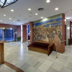 Отель Rialto внутренний интерьер
