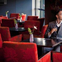Отель Mercure Amsterdam West гостиничный бар