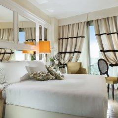 Erbavoglio Hotel 4* Улучшенный номер двуспальная кровать