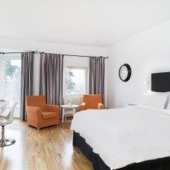 Отель Radisson Blu Royal Park 5* Улучшенный номер