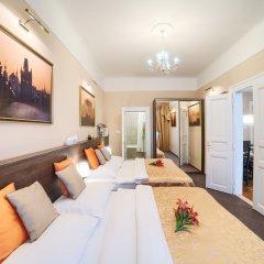 Отель Residence Milada 3* Апартаменты с различными типами кроватей