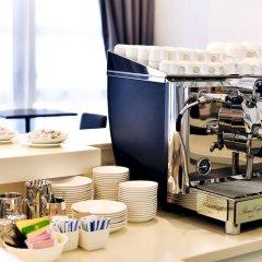 Отель Hilton Garden Inn Milan North место для завтрака