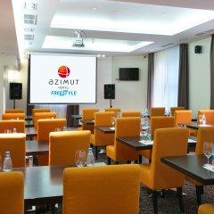 AZIMUT Hotel FREESTYLE Rosa Khutor конференц-зал фото 3