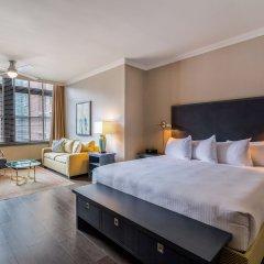 Avalon Hotel комната для гостей