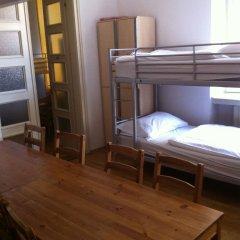 Hostel Rosemary Кровать в общем номере с двухъярусной кроватью фото 47