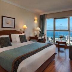 Отель Crowne Plaza Haifa 3* Номер Делюкс
