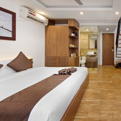 Отель KA Villa Hoi An 3* Стандартный номер с различными типами кроватей