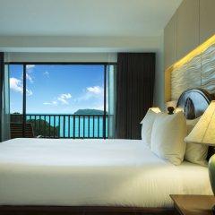 Отель Chanalai Garden Resort, Kata Beach 4* Представительский номер с различными типами кроватей фото 2