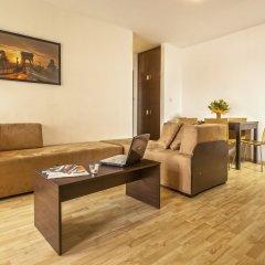 Отель Prater Residence 3* Улучшенные апартаменты с 2 отдельными кроватями
