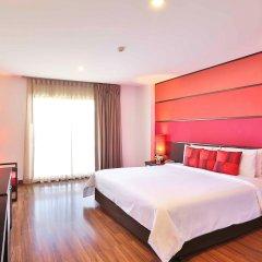Sunbeam Hotel Pattaya 4* Улучшенный номер с различными типами кроватей фото 2
