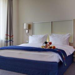Гостиница Park Inn Казань 4* Люкс с одной спальней разные типы кроватей