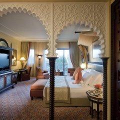Отель Jumeirah Al Qasr - Madinat Jumeirah 5* Улучшенный номер с различными типами кроватей фото 6