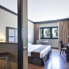 Отель Aparthotel Attica 21 Vallés 3* Студия с различными типами кроватей