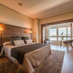 Talaso Hotel Louxo La Toja 4* Улучшенный номер с различными типами кроватей