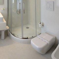Отель Albergo Delle Alpi Беллуно ванная