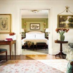 Four Seasons Hotel Firenze 5* Люкс с различными типами кроватей фото 4