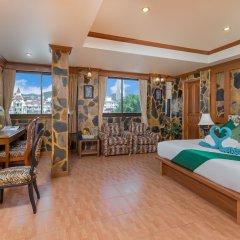 Отель Tiger Inn 3* Люкс с двуспальной кроватью