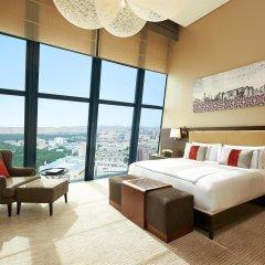 Отель Fairmont Baku at the Flame Towers 5* Стандартный номер с различными типами кроватей фото 3