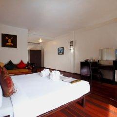 Bamboo Beach Hotel & Spa 3* Представительский номер с различными типами кроватей фото 3