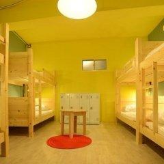 Kali Inn Hostel Кровать в общем номере с двухъярусной кроватью