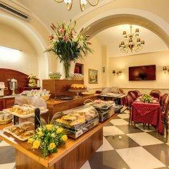 Hotel Contilia место для завтрака