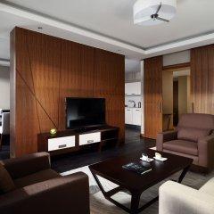 Гостиница Сочи Марриотт Красная Поляна 5* Люкс повышенной комфортности с разными типами кроватей фото 3