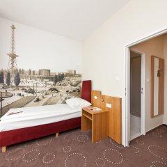 Novum Hotel Franke 3* Номер Эконом с разными типами кроватей фото 2