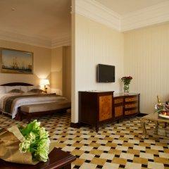 Гостиница Royal Tulip Almaty комната для гостей фото 2