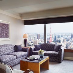 Отель The Ritz Carlton Tokyo 5* Люкс фото 2