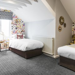 The Lodge Hotel - Putney 4* Стандартный номер с различными типами кроватей