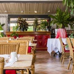 Hotel West End Nice ресторанный дворик