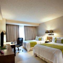 Отель Holiday Inn Puebla La Noria 3* Стандартный номер с 2 отдельными кроватями