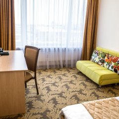 Гостиница Малахит 3* Стандартный номер с разными типами кроватей фото 17