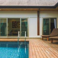 Отель Two Villas Holiday Oriental Style Layan Beach комната для гостей фото 13