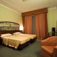 Hotel Mythos 3* Номер с различными типами кроватей