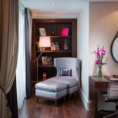 Breidenbacher Hof, a Capella Hotel 5* Люкс с разными типами кроватей фото 4