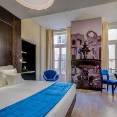 Отель behotelisboa 4* Номер категории Премиум с двуспальной кроватью