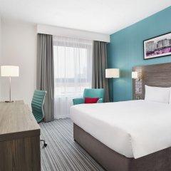 Отель Jurys Inn Liverpool 4* Стандартный номер с двуспальной кроватью