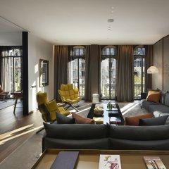 Отель Mandarin Oriental Barcelona 5* Улучшенный люкс с различными типами кроватей