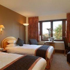 Copthorne Hotel Manchester 4* Стандартный номер с различными типами кроватей фото 4
