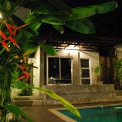 Отель Laila Pool Village терраса/патио