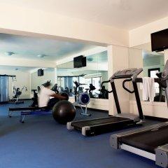 Golden Sands Hotel Apartments спортивное сооружение