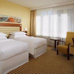 Sheraton Zürich Neues Schloss Hotel 4* Представительский номер с 2 отдельными кроватями